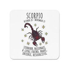 Scorpio Horoscope aimant pour réfrigérateur - étoile signe astrologie zodiac