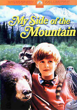 MY SIDE OF THE MOUNTAIN (DVD, 2004) - NEW RARE DVD