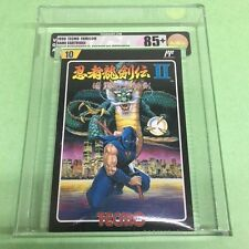 Ninja Gaiden 2 II Japan Import BRAND NEW Factory Sealed VGA 85+ Famicom NES!