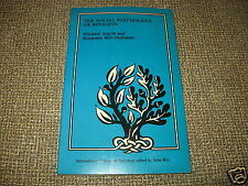 The Social Psychology Of Religion By Michael Argyle & Benjamin Beit-Hallahmi