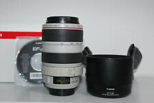 Canon EF 70-300MM 1:4.0-5.6 L IS USM 1 Jahr Gewährleistung