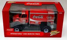Johnny Lightning Coca Cola International 4400 Monster Truck 1:24 Scale NIB