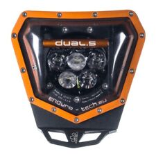 Motorcycle Front Headlight Lamp DUAL.5 KTM EXC/XC 2014 and up