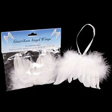 White Feather Guardian Angel Wings ~ BNIP ~ Gorgeous Gift