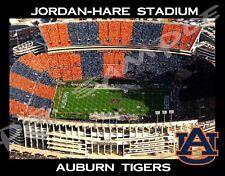 Auburn Tigers - JORDAN-HARE STADIUM - Flexible Fridge MAGNET