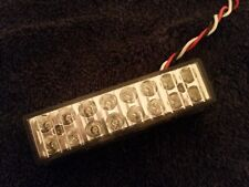 Code 3 / PSE AMBER LC Module with 2 dim diodes  T04584