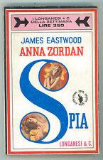 EASTWOOD JAMES ANNA ZORDAN LONGANESI 1968 SPIA CONTRO SPIA 1 GIALLI