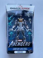 "2020 Marvel Legends Gamerverse STARBOOST IRON MAN 6"" Action Figure NEW"