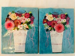 papyrus mother's day floral gift bags