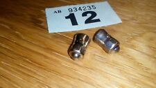 Raleigh grifter mk1 Or mk2 Fits both Metal Dust Caps New Old Stock 1970s Pair-%