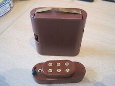 Batteriebox Batteriekasten AufsatzSchalter Puppenstuben Krippen Beleuchtung leer