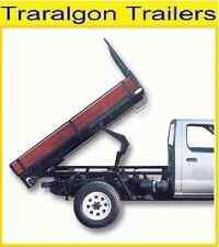 ute tray or trailer Hydraulic Tipper kit heavy duty 12V or 24V kit tip10