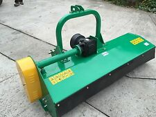 Tractor Mounted Flail Mower 2.05m. Heavy Duty Offset £1899 inc VAT and Delivery