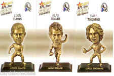 2008 Select AFL GOLD Figurine picture card Team Set Collingwood (3)