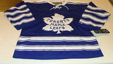 2014 Winter Classic Toronto Maple Leafs NHL Hockey Jersey Youth S/M Child Kids