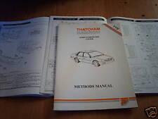 Body Repair Manual Ford Scorpio 4 door 1995