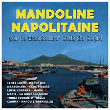 CD Mandoline napolitaine - le Mandoline' Club de Capri