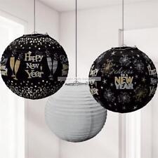 Happy New Year's Eve lanternes Fête/Célébration/Fête décorations