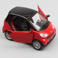diecast model car toy 1:32 Scale maisto smart fortwo pull back SmartCar micro