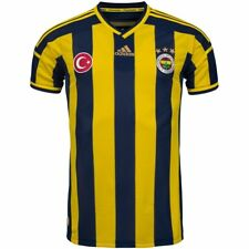 adidas Performance Mens Fenerbahce FC Jersey Football shirt Size S M L XL