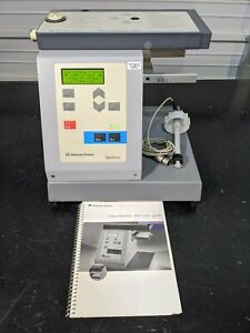 Molecular Devices SkanWasher 400 Microplate Washer 12019 w/ Waste Cable & Manual