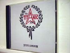 STEVE CAMERON  - 'The Titanic Suite' - (CD 1988)**EXCELLENT**