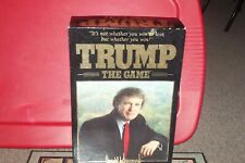 Original Donald TRUMP THE GAME Pre-President 1989 Milton Bradley Board Game