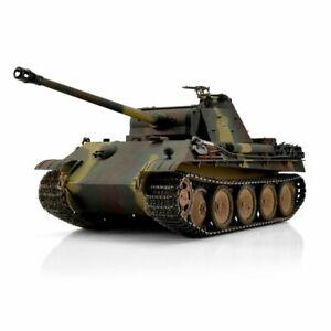 Torro 1/16 RC Panzer Panther G BB Professionnel Version Métal 1213879500