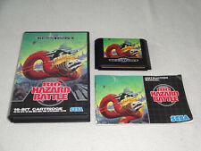 Biohazard Battle Mega Drive Spiel komplett mit OVP und Anleitung