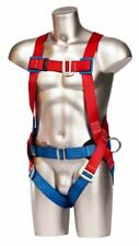 Portwest 2 Point Harness Comfort Protection - Red/Blue  (FP14)