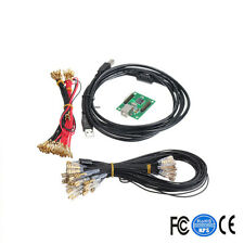 Arcade Game Controller USB Interface PCB Kit for PC (MAME) / PS3 to Mame (1 Joy)