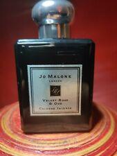 Jo Malone NEW London Velvet Rose & Oud Cologne Intense Perfume Fragrance 100ml