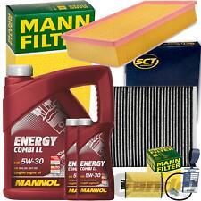 FILTERSET+MANNOL 5W30 ÖL 2.0 TDI T6 BUS MULTIVAN AB BJ 04/2015 84-204 PS