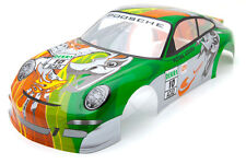 "RC CAR KAROSSERIE 1:10 ""SPORTWAGEN FLYING LIZARD"" 190MM BREIT # HX024G"