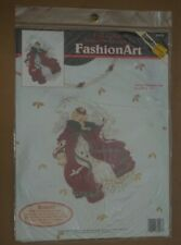 Dimensions Glorious Christmas Angel Full Color Iron-On Design By Fashion Art