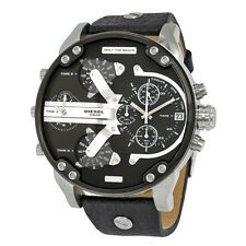 Diesel Mr. Daddy 2.0 Black Dial Mens Chronograph Watch DZ7313