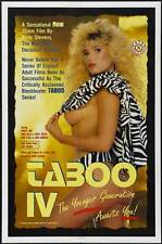 TABOO IV: THE YOUNGER GENERATION Movie POSTER 27x40