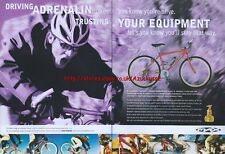 Raleigh Max Cromo 3 Bike 2001 Magazine Advert #2747