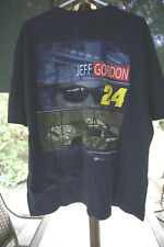 Jeff Gordon Nascar vtg t-shirt 24 Dupont Motorsports XXL car racing