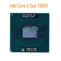 Intel Core 2 Duo Mobile T9600 2.8GHz 1066 MHz 6M SLG9F Laptop CPU Processor ARDE