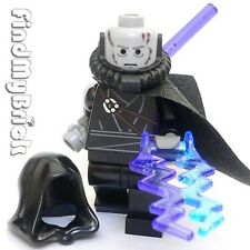 SW252 Lego Sith Warrior Sith Lord Minifigure with Darth Vader Head NEW