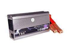 INVERTER 1000W WATT 12V 220V TRASFORMATORE AUTO CAMPEGGI BARCA CAMPER PRESA USB
