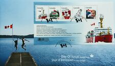 Canada Stamps, First Day Cover, Flag of Canada issue, 16/1/2012