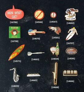 Lifestyle Pins ღஐ ♥2 ஐღ Abzeichen Broschen badges AUSSUCHEN