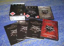 The witcher 1 PC Enhanced Edition rareza USK 18 Especial Edition