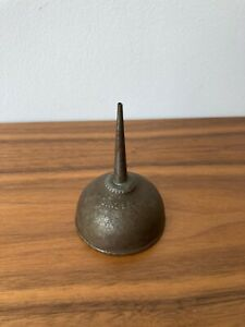 SINGER vintage SEWING machine OIL CAN