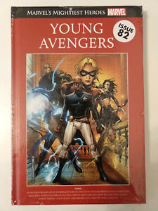 Young Avengers Marvels Mightiest Heroes Graphic Novel Collection 95 Hardback