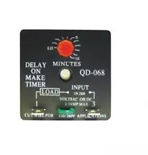 More details for delay on make timer relay