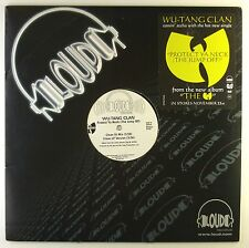 "12"" Maxi - Wu-Tang Clan - Protect Ya Neck (The Jump Off) - C958"
