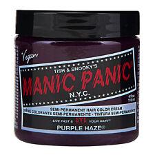 Manic Panic Classic Hair Dye Color Purple Haze Vegan 118ml Manic-Panic